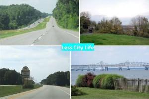 less city life